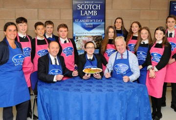 Support goes national for #LambForStAndrewsDay campaign